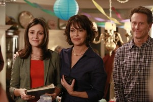 Chasing Life - Episode 1.09 - What to Expect When You're Expecting Chemo - Promotional Photo