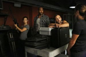 MING-NA WEN, HENRY SIMMONS, NICK BLOOD, CHLOE BENNET