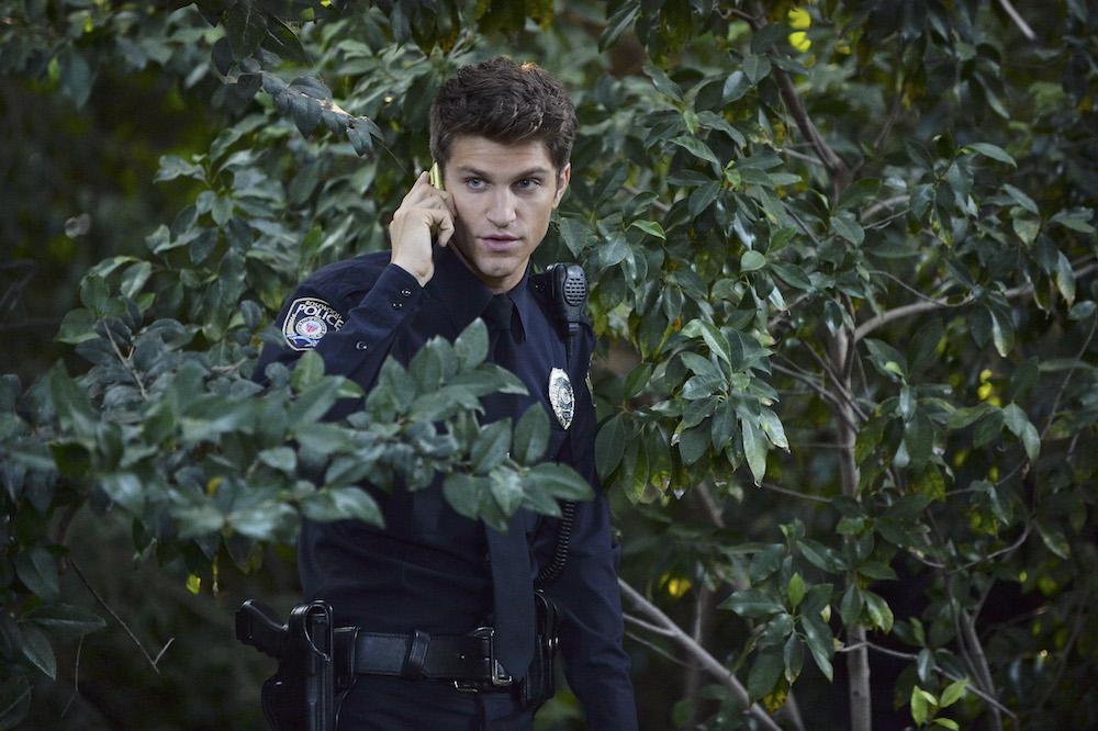 Keegan Allen Walker The CW reboot