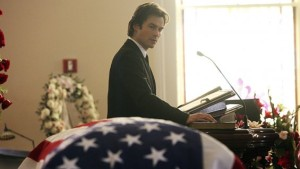 TVD funeral