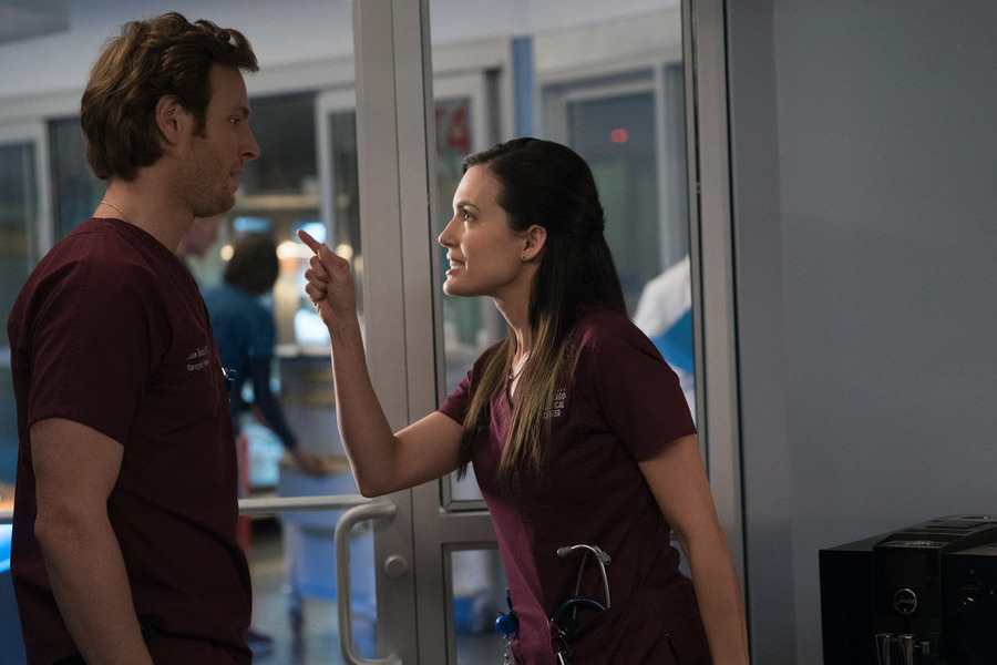 Chicago Med Clarity
