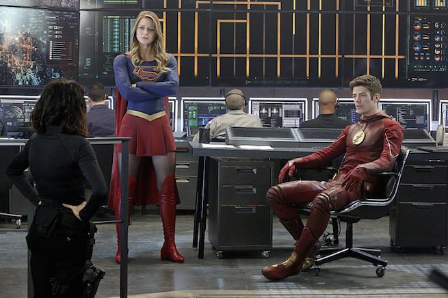 Supergirl Worlds Finest