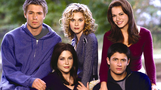One Tree Hill convention reunion