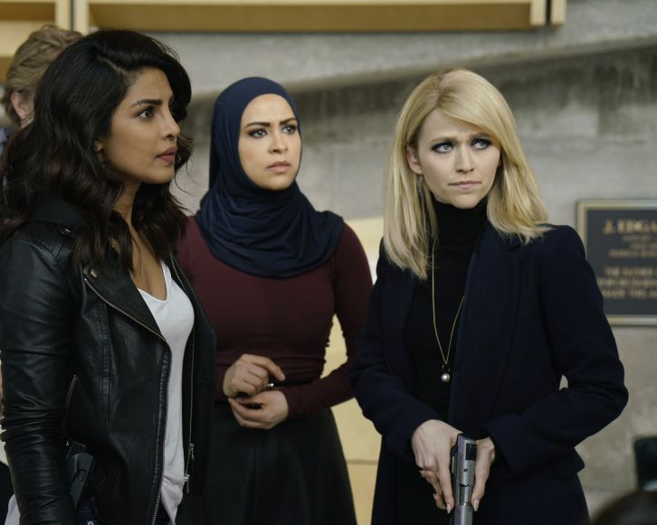 Quantico Yes