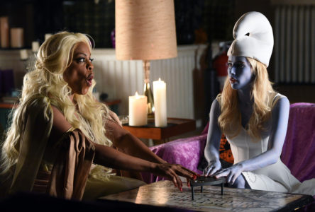 scream queens halloween blues