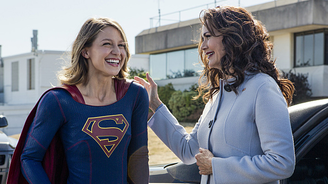 Supergirl Welcome To Earth