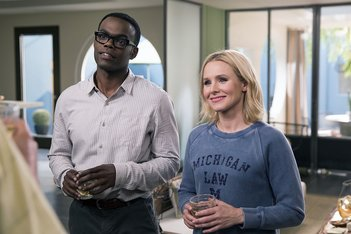 The Good Place Category 55 Emergency Doomsday Crisis