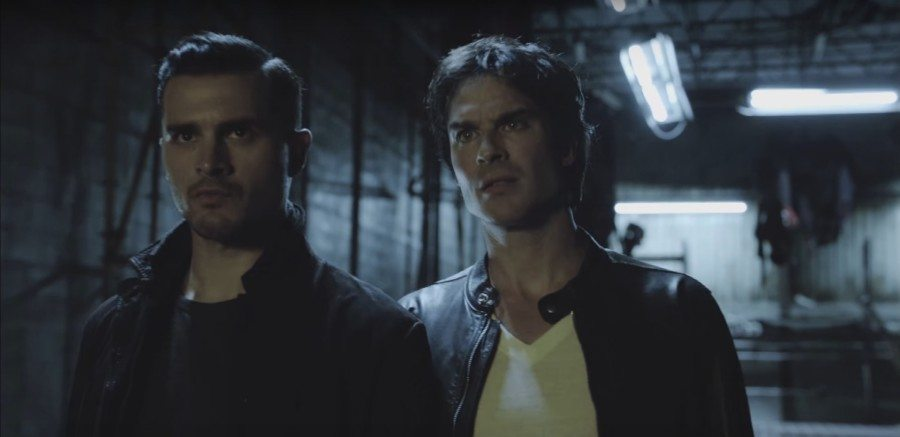 The Vampire Diaries Hello, Brother