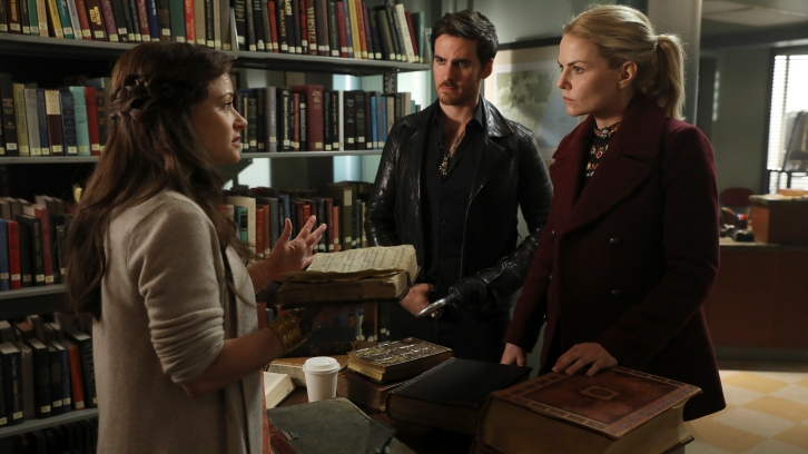 Once Upon a Time/ The Changelings