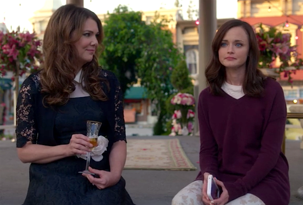 Gilmore Girls A Year In The Life Last Four Words