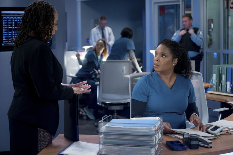 Chicago Med Heart Matters