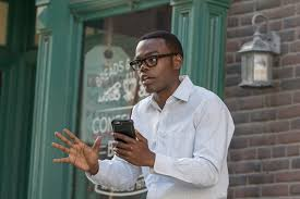 The Good Place Chidi's Choice