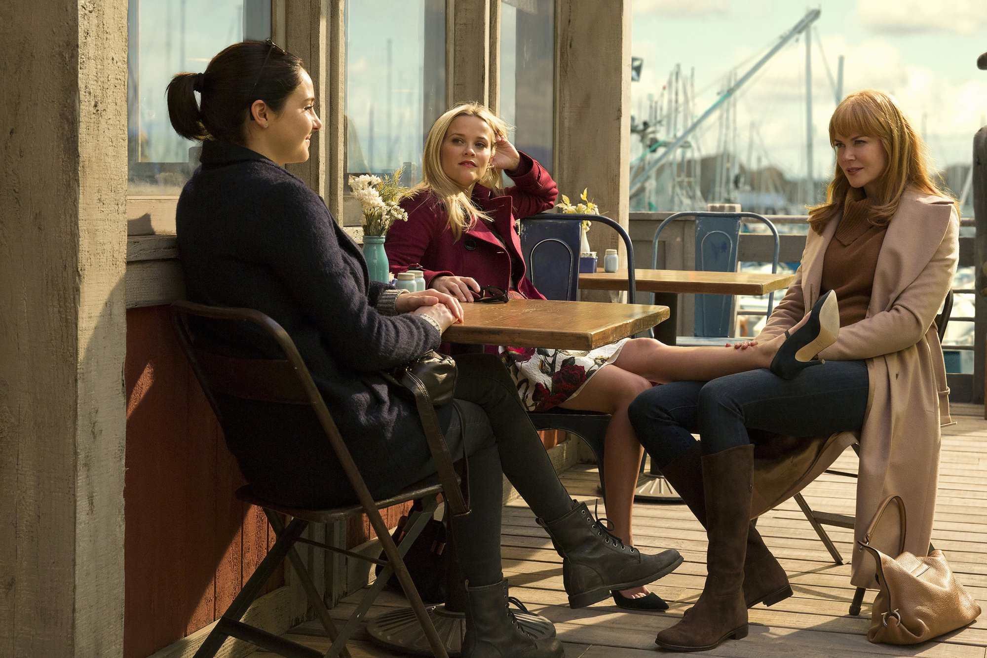 Big Little Lies Somebody's Dead