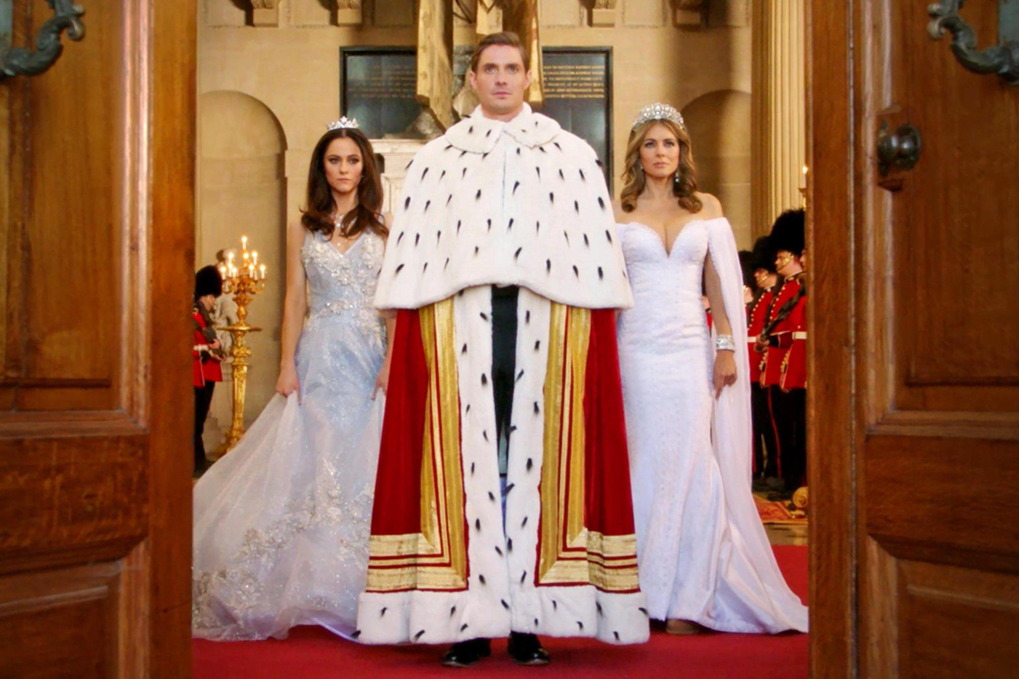 The Royals coronation season 3 finale