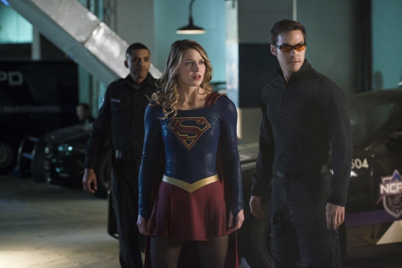 Supergirl We can Be Heroes