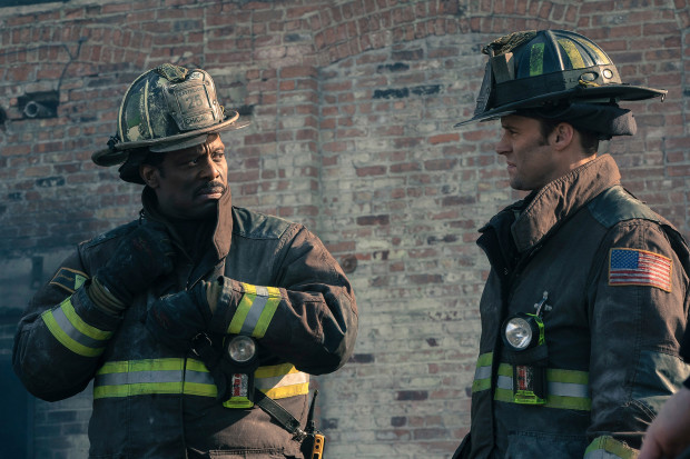 Chicago Fire Deathtrap
