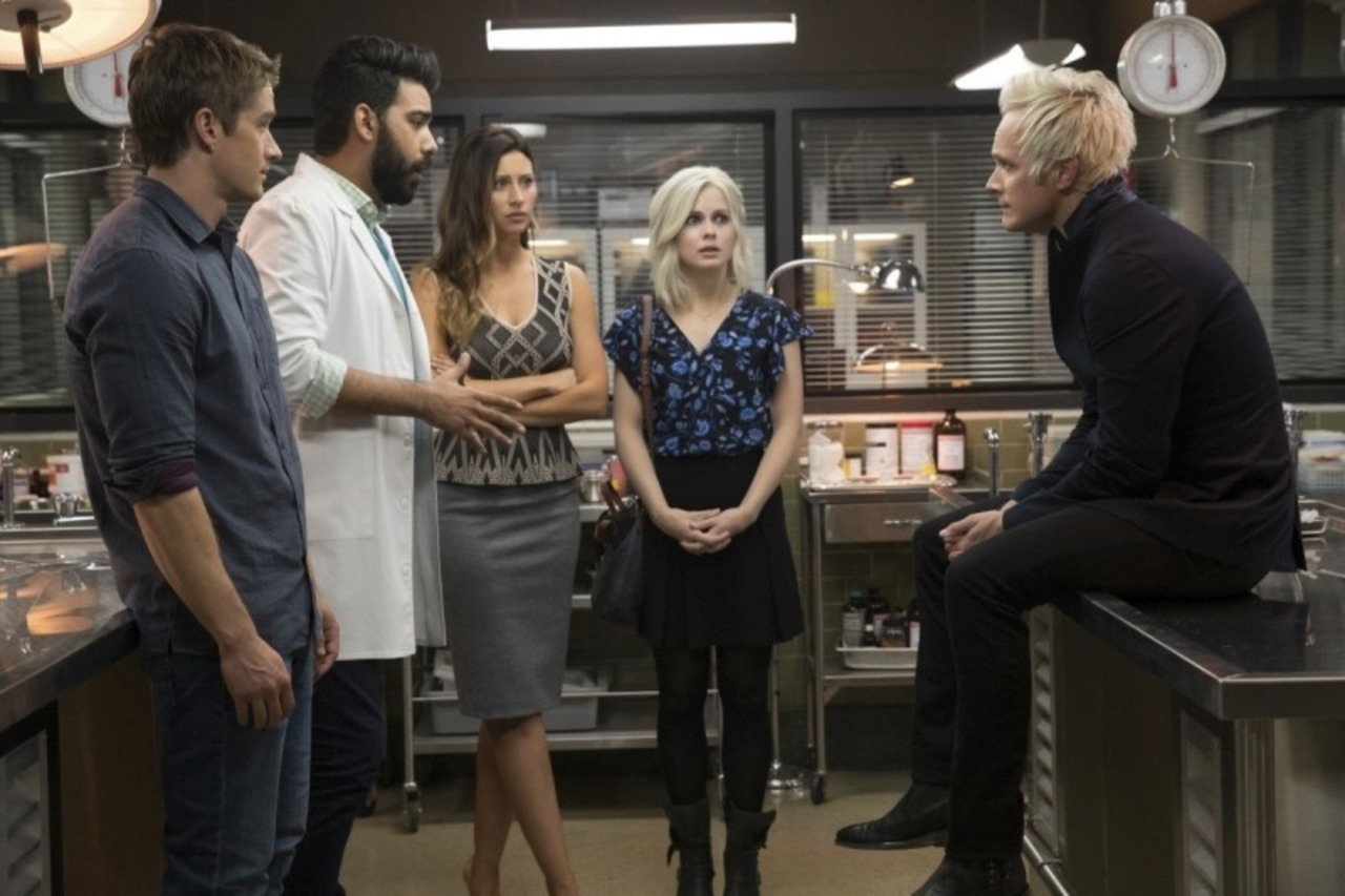 izombie eat pray liv