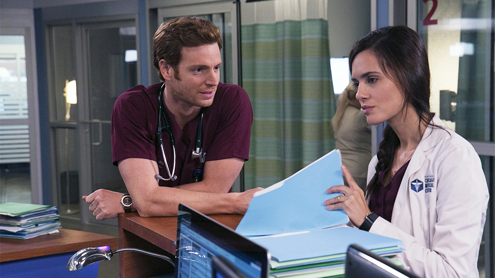 Chicago Med Love Hurts