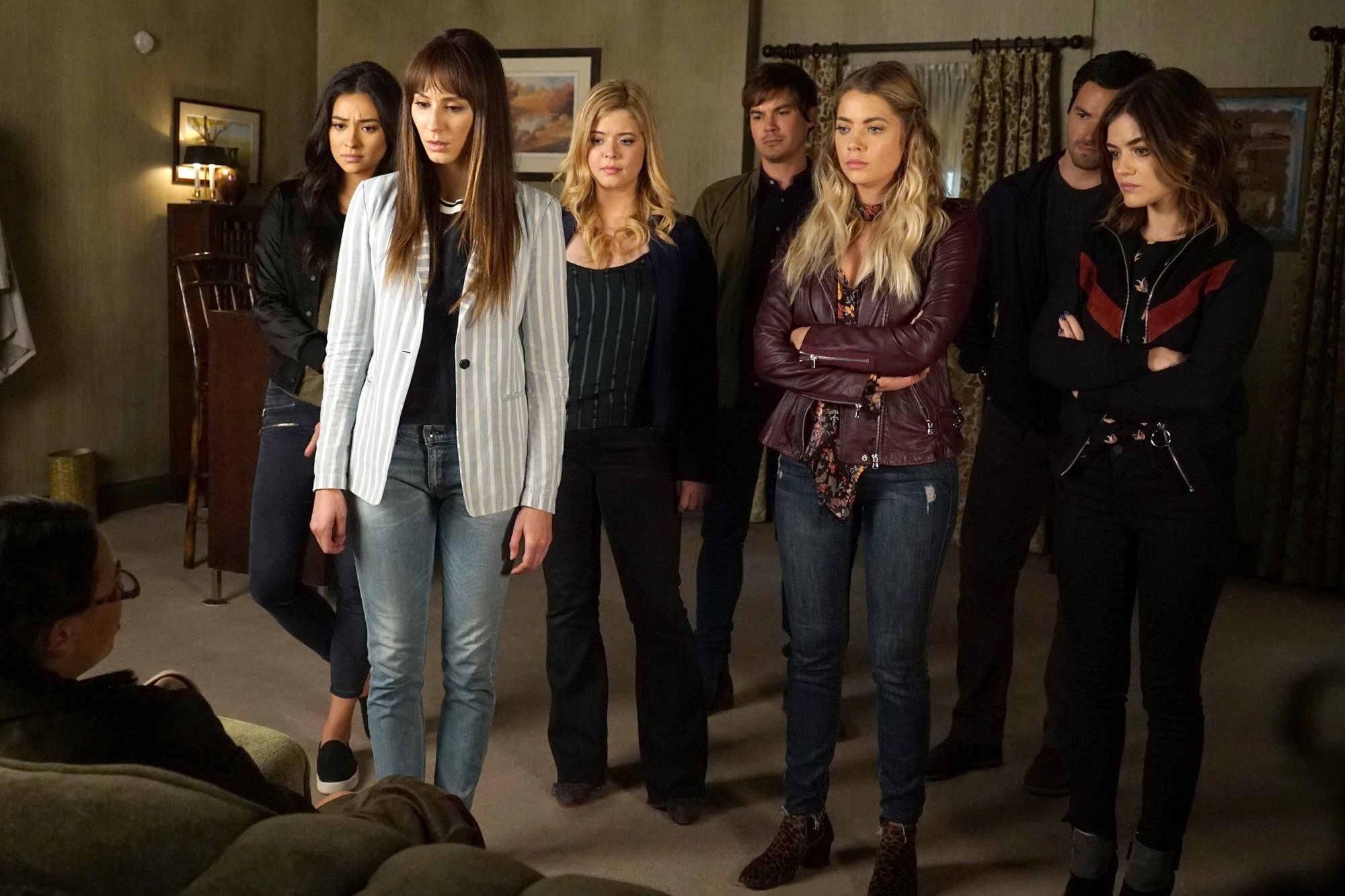 Pretty Little Liars Farewell my Lovely
