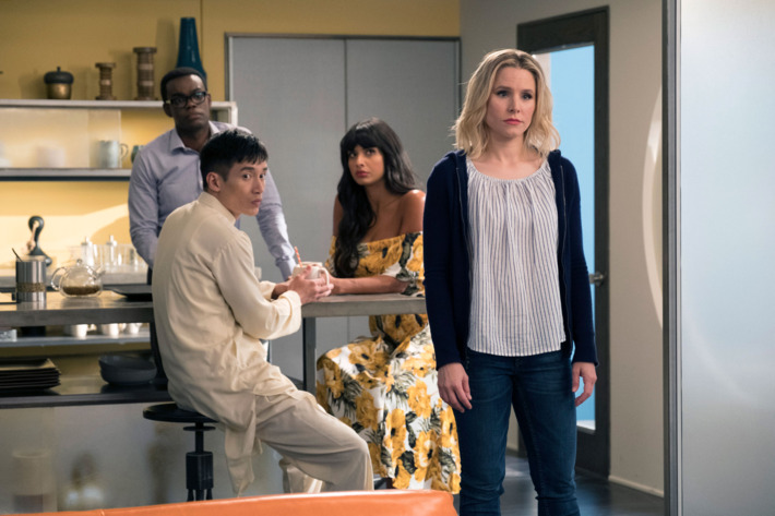 The Good Place Team Cockroach