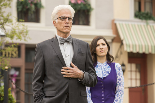 The Good Place Janet and Michael
