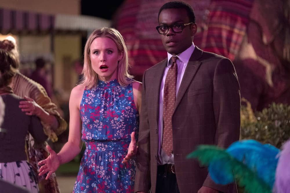 The good Place Existential Crisis