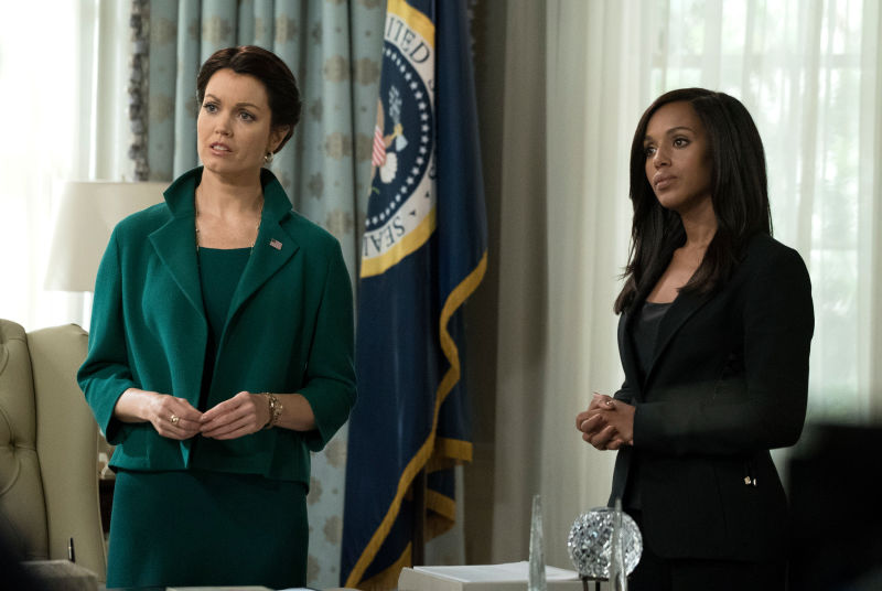 Scandal Watch Me Season premiere