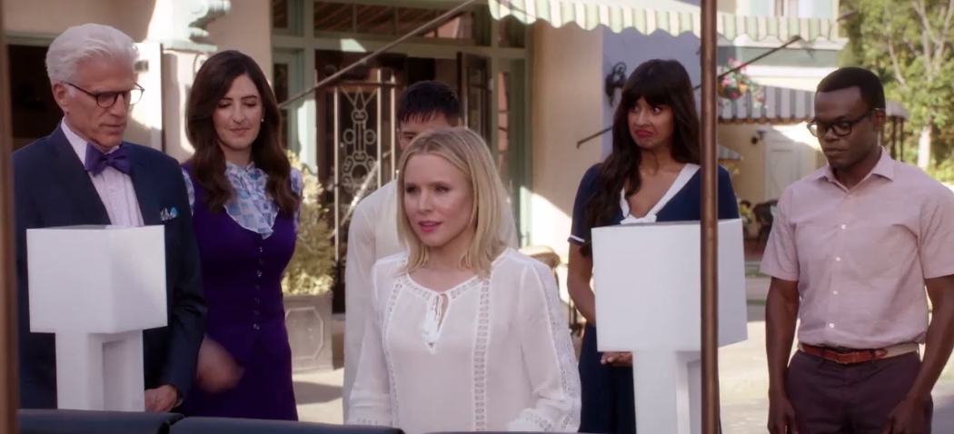 The Good Place Best Self