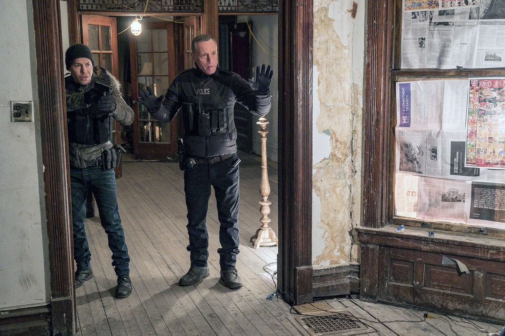 Chicago PD Chasing Monsters