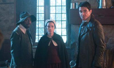 Timeless The Salem Witch Hunt