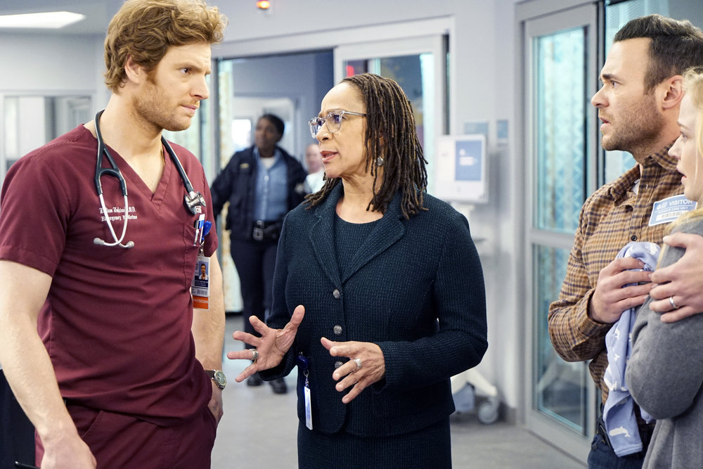 Chicago Med Lock It Down