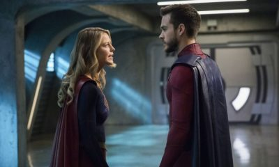 Supergirl In Search of Lost Time