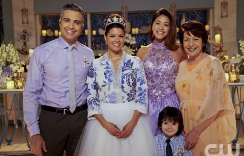 Jane the virgin Bridesmaids