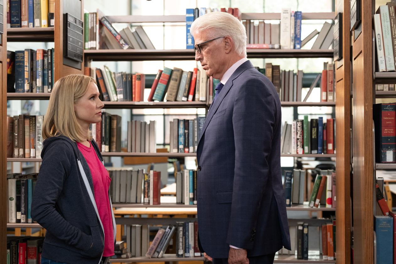 The Good Place The Worst Possible Use of Free Will
