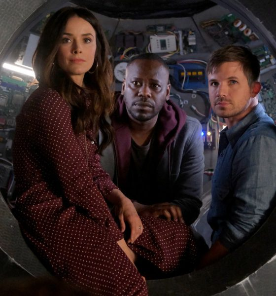 Timeless the Miracle of Christmas Series Finale