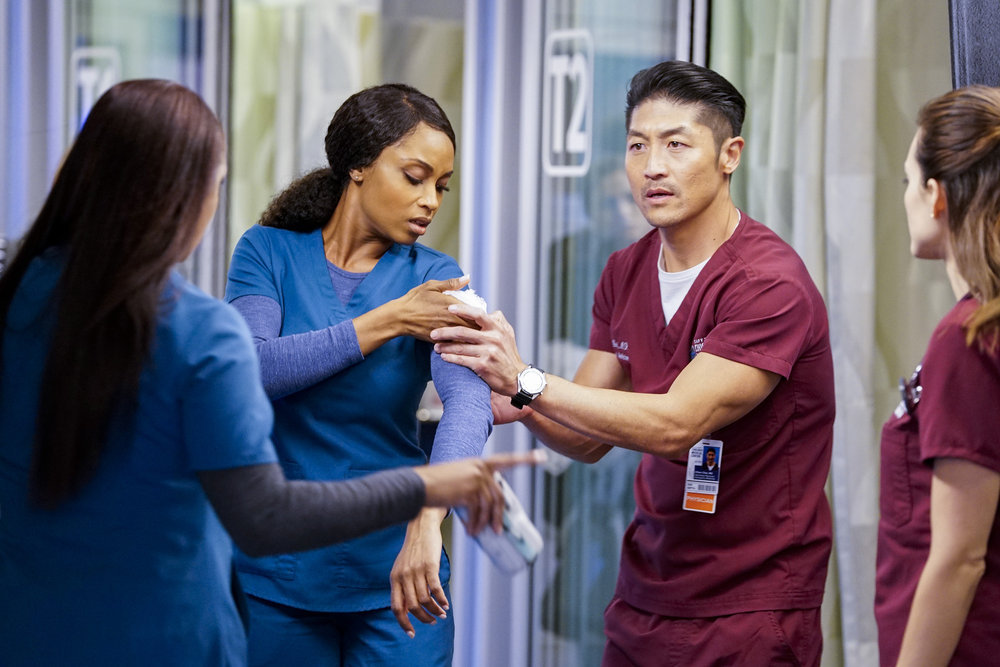 Chicago Med All the Lonely People