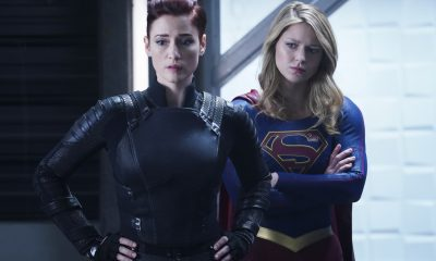 Supergirl Suspicious Minds