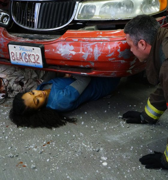 Chicago Med The Space Between Us review