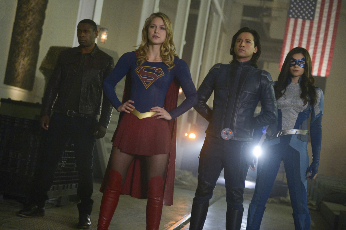 Supergirl What's So Funny About Truth, Justice and The American Way?