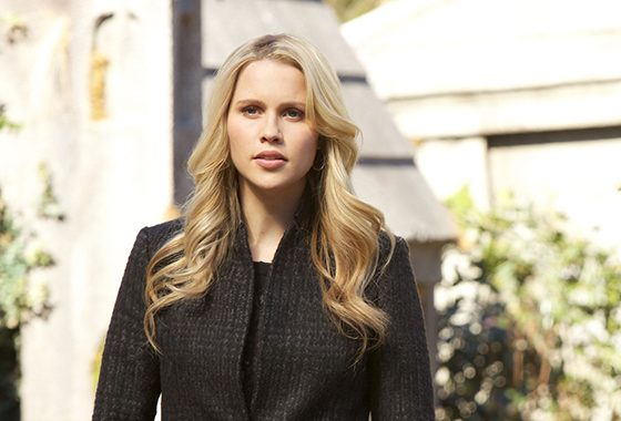 Claire Holt Gives Birth