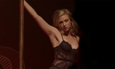 Riverdale Serpent Sexy Dance Lili Reinhart Stripper Movie