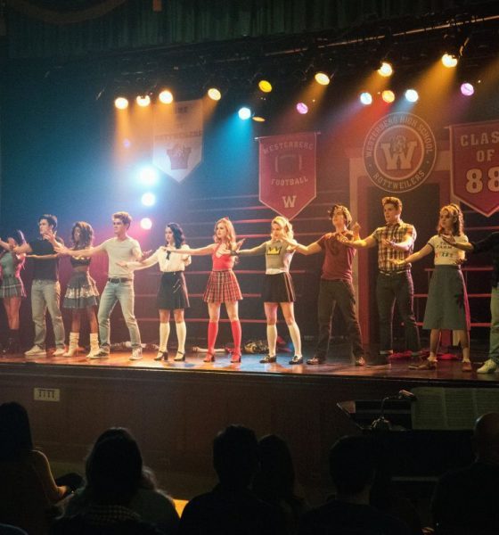 Riverdale Big Fun Heathers Musical