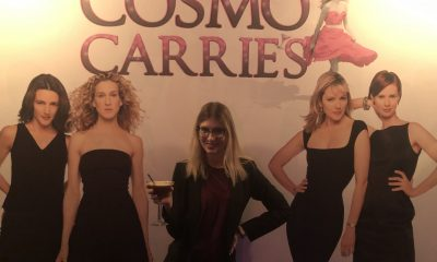 Cosmo Carries Chicago Sex & the City Pop-Up