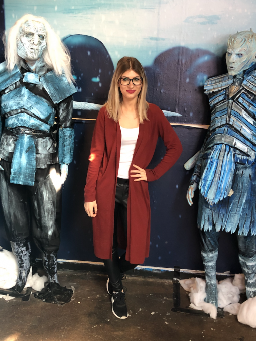 Game of Thrones Chicago pop-up bar Replay Lincoln Park