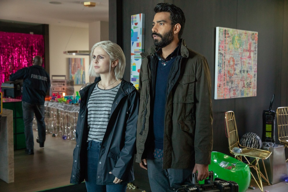 "iZombie -- ""Death Moves Pretty Fast"" Review"