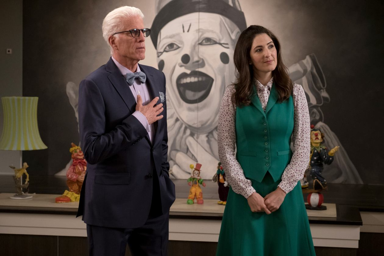 "The Good Place/NBC ""Dance Dance Resolution"" 2017 NBCUniversal Media, LLC"