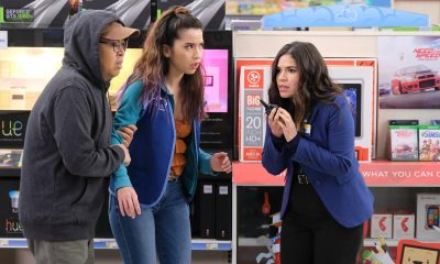 Superstore Cliffhanger