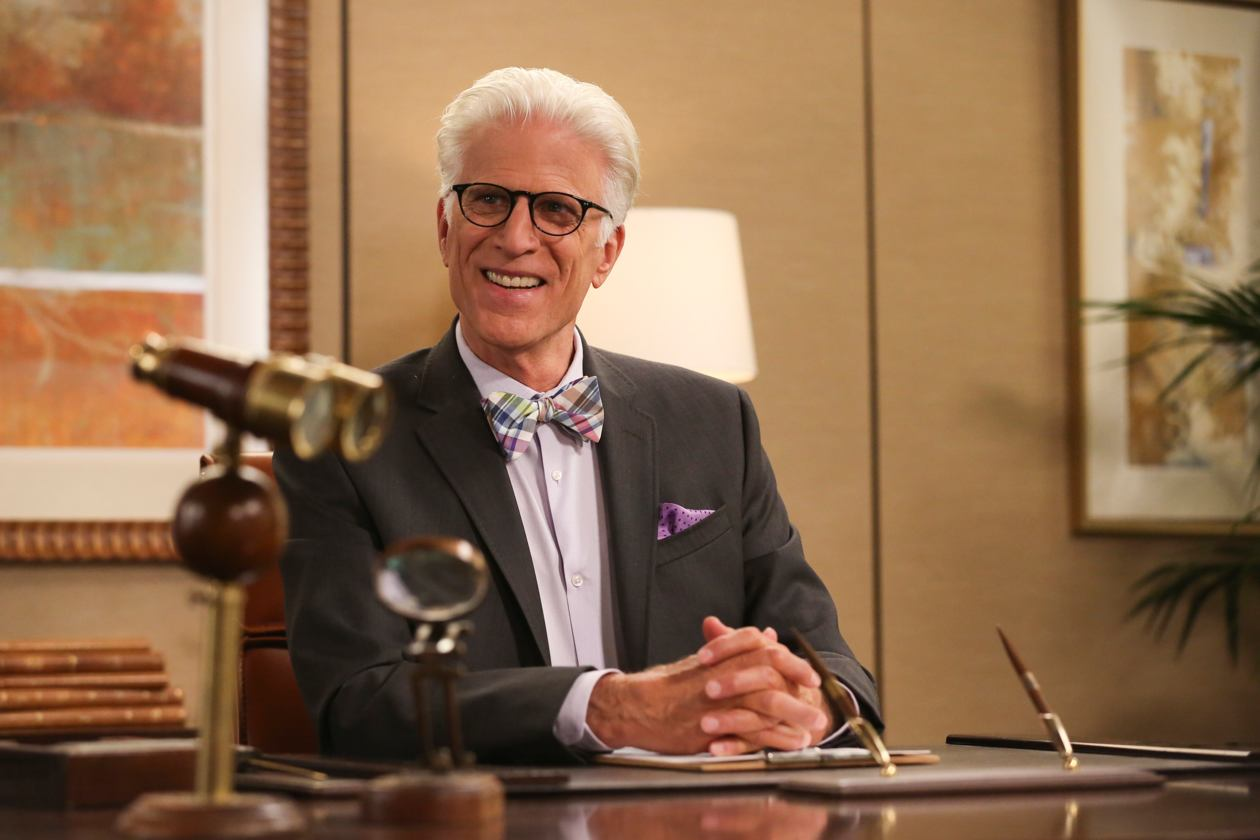 "The Good Place/NBC ""Michael's Gambit"" NBCUniversal Media, LLC"
