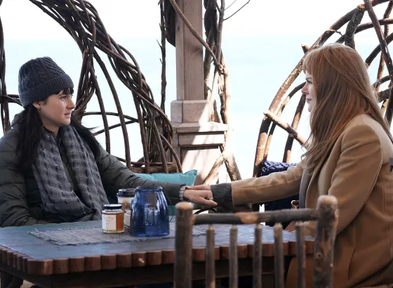 Big Little Lies Tell-Tale Hearts Review