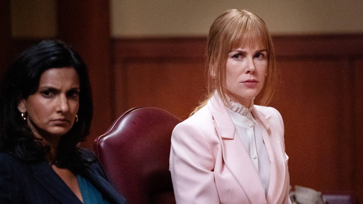 Big Little Lies I Want to Know Review